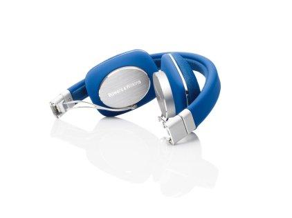 Наушники B&W P3 blue