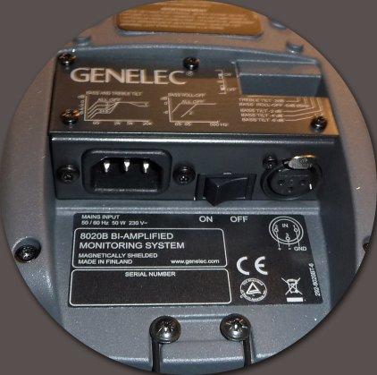 Акустическая система Genelec 8020АS