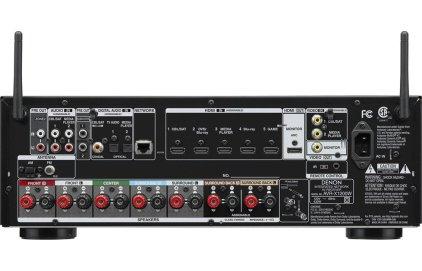 AV ресивер Denon AVR-X1200W