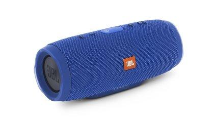Портативная акустика JBL Charge 3 blue (JBLCHARGE3BLUEEU)