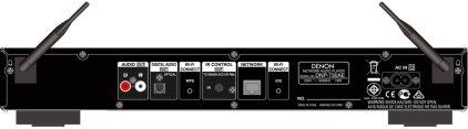 Сетевой аудио проигрыватель Denon DNP-730 black