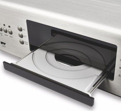 CD проигрыватель T+A MP 1000 E (black/silver)