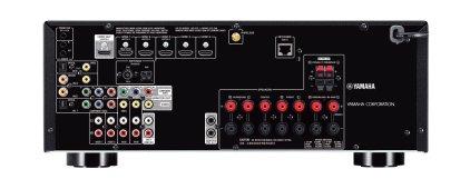 AV ресивер Yamaha RX-V679 black