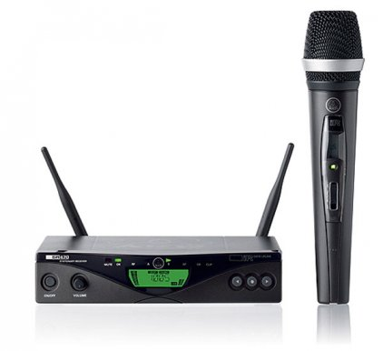 Радиосистема AKG WMS470 VOCAL SET D5 BD8 (570-600)