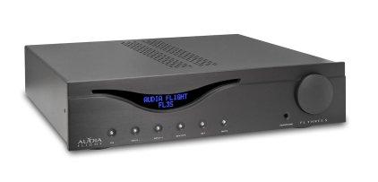 Усилитель интегральный Audia Flight Three S USB DAC black