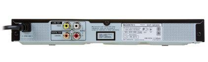 DVD проигрыватель Sony DVP-SR320