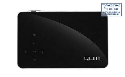 Проектор Vivitek Qumi Q5 black