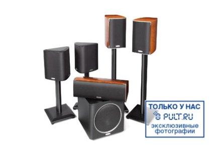 Акустическая система Polk audio RTi A1 blk