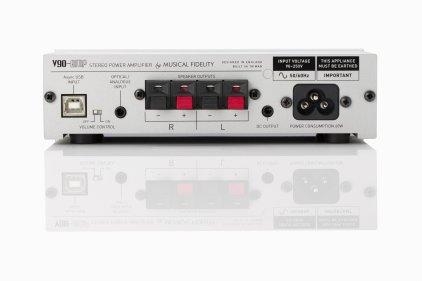 Стереоусилитель Musical Fidelity V90-AMP