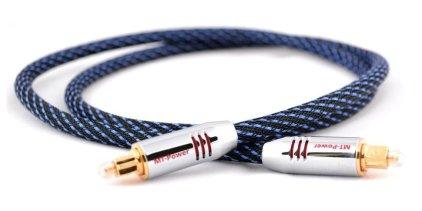 Оптический кабель MT-Power TOSLINK PLATINUM 1.5m