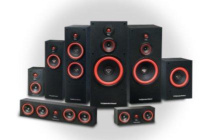 Напольная акустика Cerwin-Vega SL-12