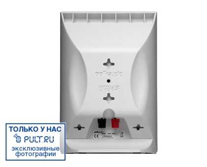 Настенная акустика Polk Audio TSi OWM3 white