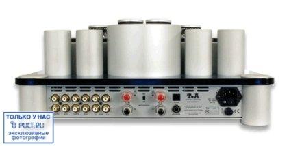 Ламповый усилитель T+A V 10 MKII alu silver