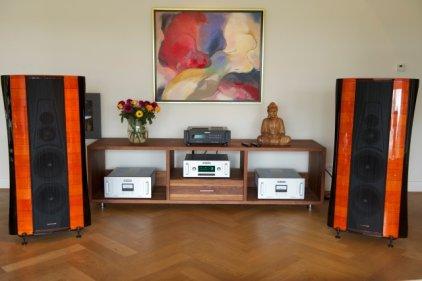 Акустическая система Sonus Faber Stradivari Homage red violin