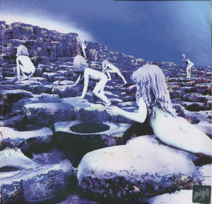 Виниловая пластинка Led Zeppelin HOUSES OF THE HOLY (Deluxe Edition/Remastered/180 Gram)