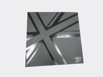 Кабель питания QED Performance Qonduit 1.0m