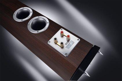 Напольная акустика Heco Victa Prime 502 espresso