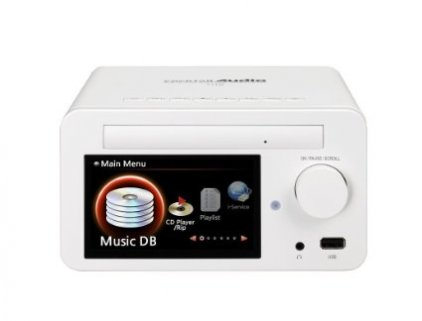 Медиасервер Cocktailaudio X12 white