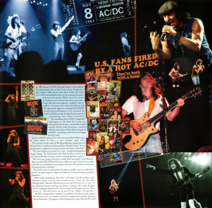 Виниловая пластинка AC/DC FLICK OF THE SWITCH (Remastered/180 Gram)