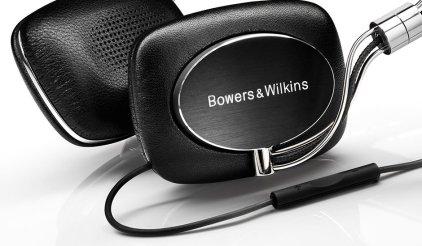 Наушники B&W P5 S2 black