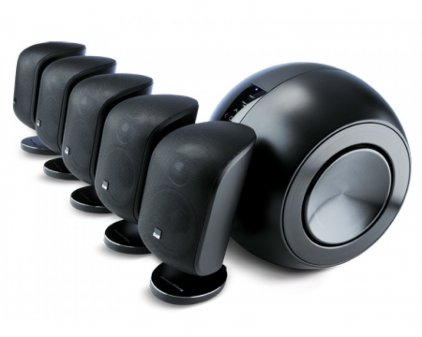 Комплект акустики B&W MT-60D black