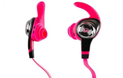 Наушники Monster iSport Intensity In-Ear Pink (137018-00)