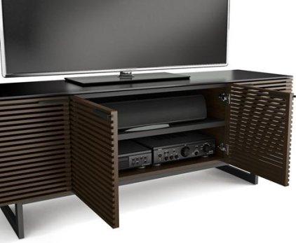 Подставка под телевизор BDI Corridor 8179 chocolate walnut