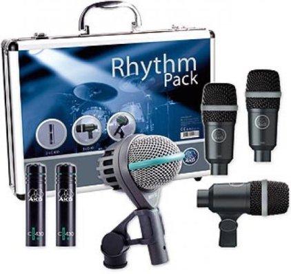 Микрофон AKG Rhythm Pack