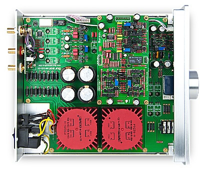 Усилитель для наушников Burson Audio HA-160 DS