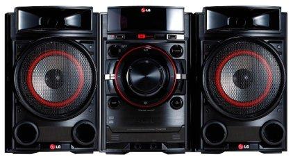 Музыкальный центр LG CM4335T