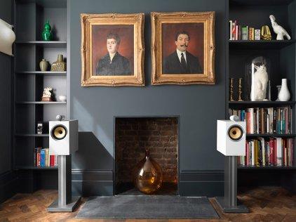 Полочная акустика B&W CM6 S2 gloss black