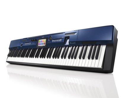 Клавишный инструмент Casio PX-560MBE