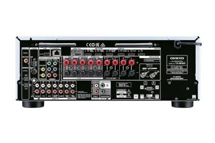 AV ресивер Onkyo TX-NR555 silver