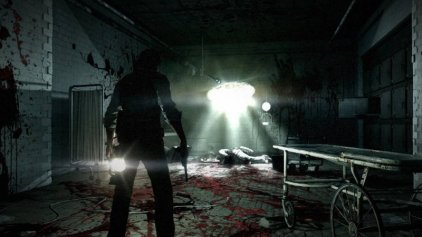 Игра для PS3 Evil Within (18+)