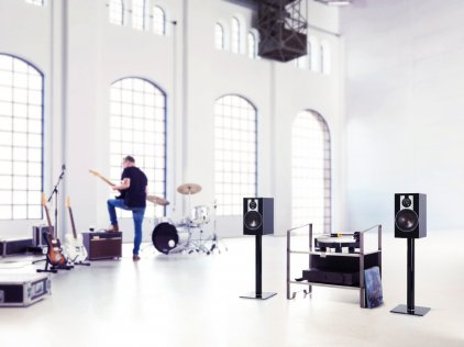 Полочная акустика Dali OPTICON 2 black