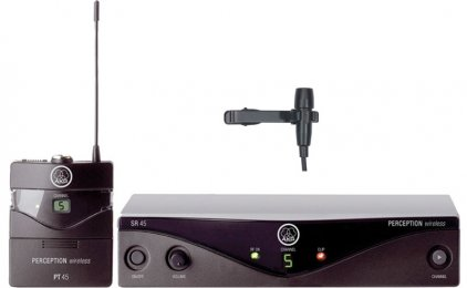 Радиосистема AKG Perception Wireless 45 Pres Set BD U1