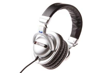 Наушники Audio Technica ATH-PRO5MK2 silver