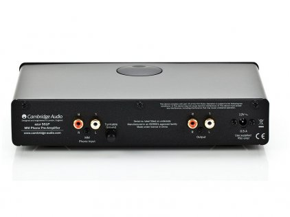 Фонокорректор Cambridge Audio Azur 551P black