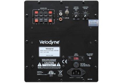 Сабвуфер Velodyne Impact 12 black