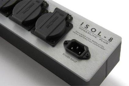 Сетевой фильтр Isol-8 PowerLine Plus 6 way