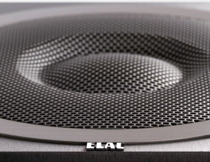Сабвуфер Elac Debut S10EQ black brushed vinyl