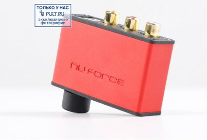 NuForce Icon uDAC 2 black