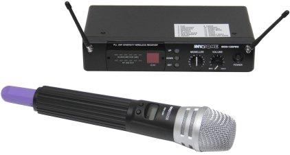 Радиосистема Invotone MOD126HH