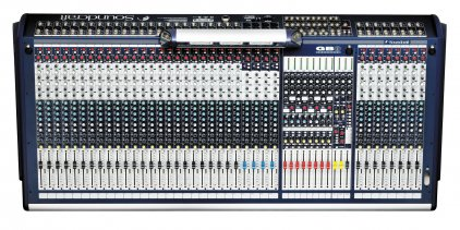 Микшер Soundcraft GB8-40