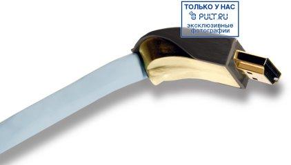 HDMI кабель Supra HDMI-HDMI Met-S/B 15.0m