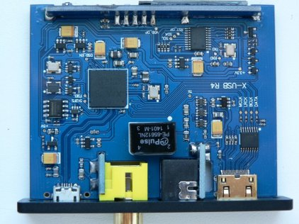 ЦАП SMSL X-USB silver
