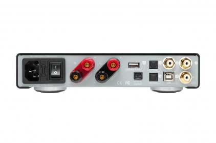 Стереоусилитель NuForce DDA-120 silver