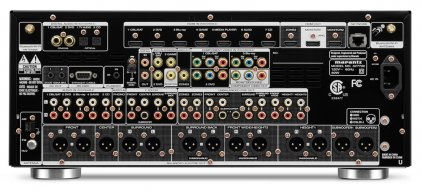 AV процессор Marantz AV 7702 black