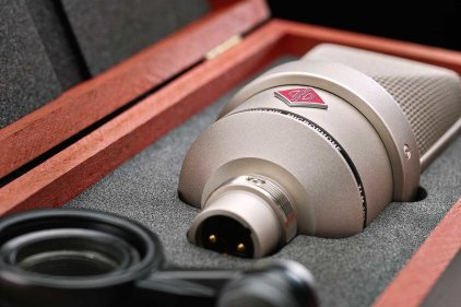 Микрофон NEUMANN TLM 103 nickel
