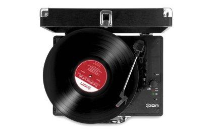 Проигрыватель винила ION Audio Vinyl Motion